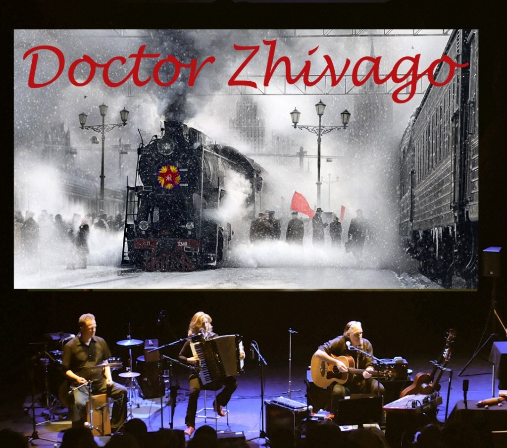 Doctor Zhivago live 5 Visser & Filippova 2014 2015